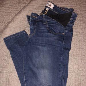 Paige Maternity Jeans